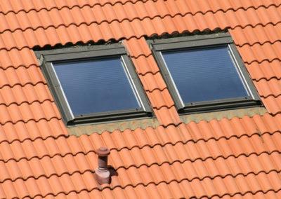 Fenêtre de toit - MBA MENUISERIE