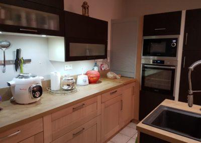 Aménagement cuisine - MBA MENUISERIE