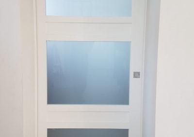 Porte intérieur maison - MBA MENUISERIE