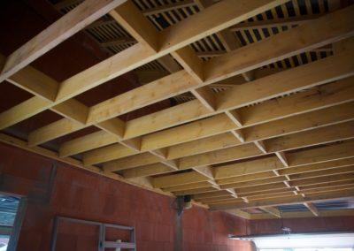 Plancher en bois pour grenier - MBA MENUISERIE