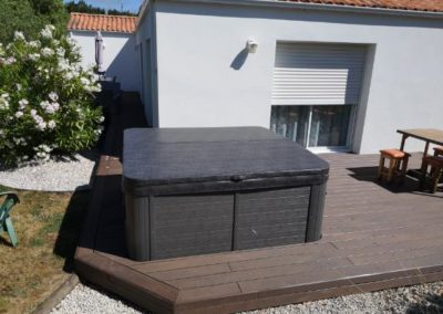 Terrasse Composite - MBA MENUISERIE